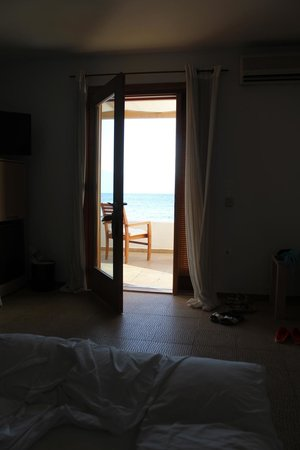 Minos Beach Art hotel : Bungalow 101