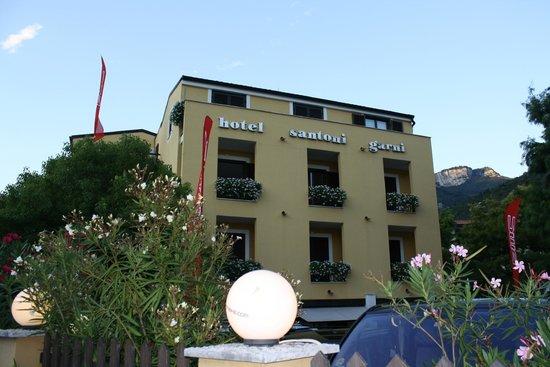 Hotel Santoni Freelosophy: Das Hotel