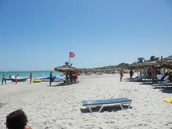 El Mouradi Mahdia: spiaggia