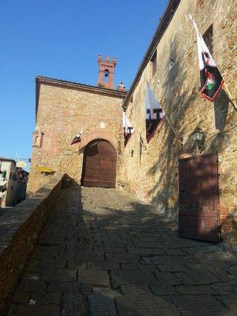 La Locanda di Montisi: il borgo