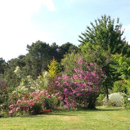 Jardin Les Couleurs du Temps