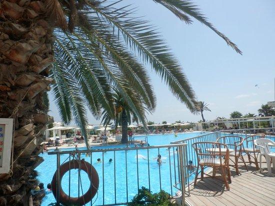 El Mouradi Mahdia: bordo piscina
