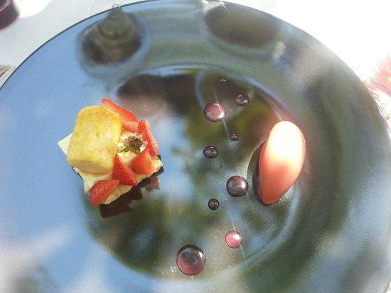 Hostellerie La Briqueterie: Dessert