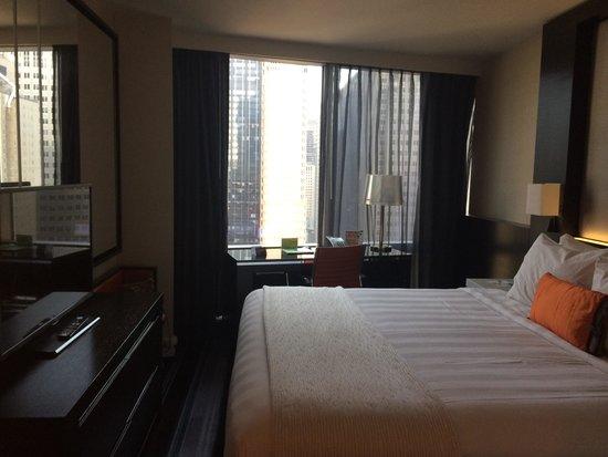 Courtyard by Marriott New York Manhattan/Central Park: Room 2804