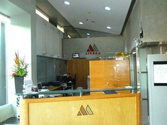Aparthotel Atenea: Стол заказов