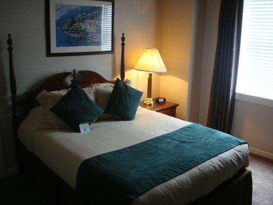 Missouri Athletic Club: Bedroom