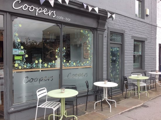 Coopers Cafe Bar Skipton Restaurant Reviews Phone