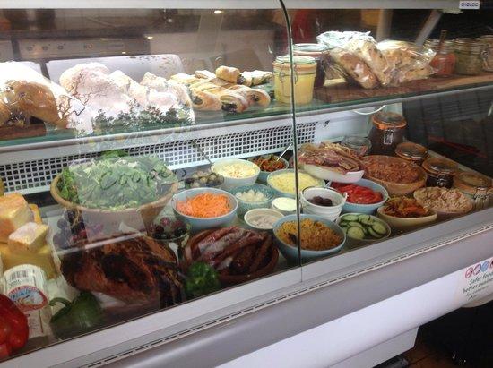 Coopers Café Bar: Choices...choices...