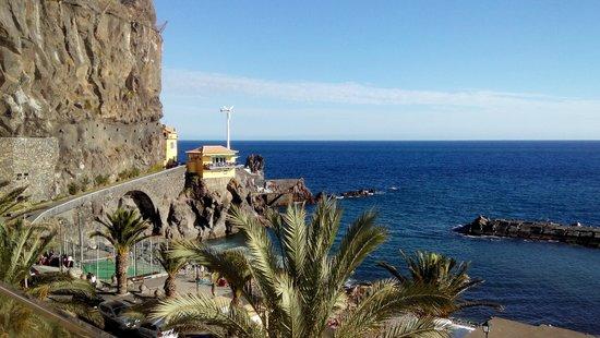 Enotel Baia: Vista mar