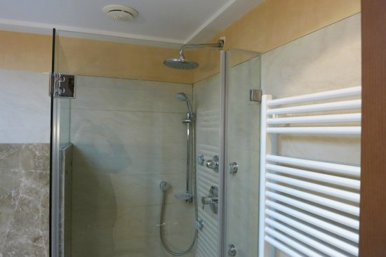 Insotel Fenicia Prestige Suites & Spa: Shower