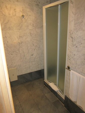 Starhotels Terminus: Ванная