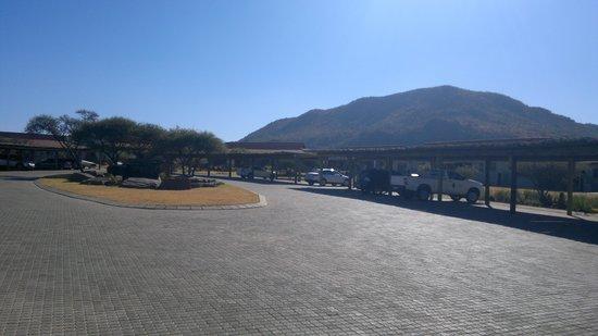 The Kingdom Resort: reseption