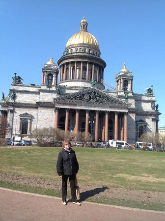 St. Isaac's Cathedral State Museum-Memorial: Собор
