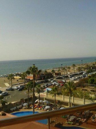 Marconfort Beach Club Hotel: Vista desde terraza