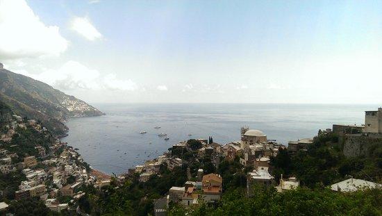 Ristorante da Costantino: view from the restaurant