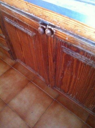 Apartamentos Poblado Marinero: Keukenkastje appt 144