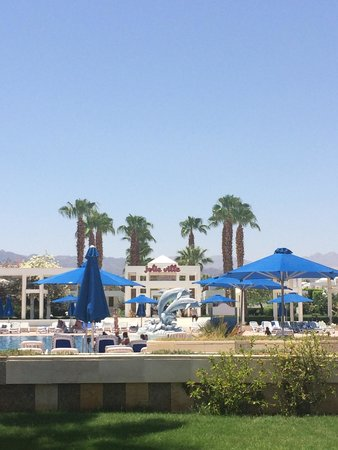 Maritim Jolie Ville Resort & Casino Sharm El-Sheikh: Территория