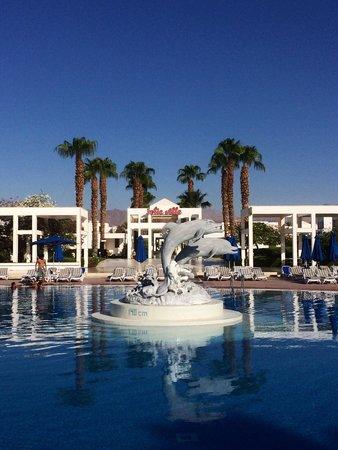 Maritim Jolie Ville Resort & Casino Sharm El-Sheikh : Бассейн