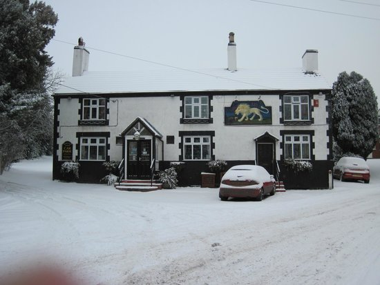 Whitchurch, UK: WHITE LION ASH MAGNA WINTER
