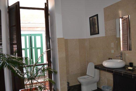 Suite Havana : Salle de bains
