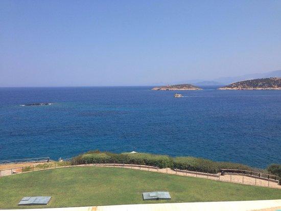 Sensimar Minos Palace : Полусубмарина