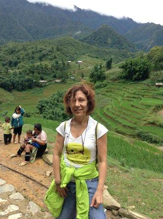 Asiatica Travel: risaie sapa