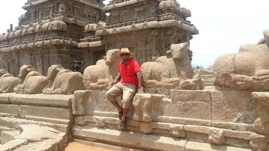 MGM Beach Resorts: Mahabalipuram Temple