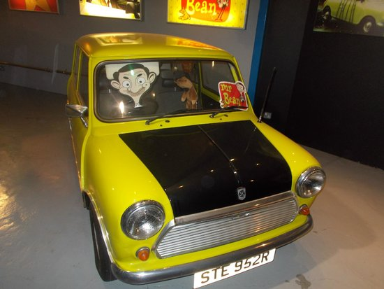 Mr Bean 39 S Car Picture Of Beaulieu National Motor Museum