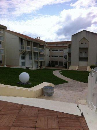 Mercure Les 3 Iles Chatelaillon Plage Hotel : Exterieur