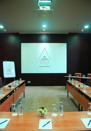 de JAVA Hotel: Meeting Room