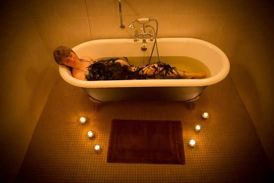 Delphi Resort : Delphi Seaweed Bath