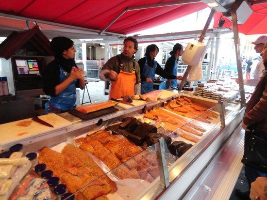 Fish Market : il pesce