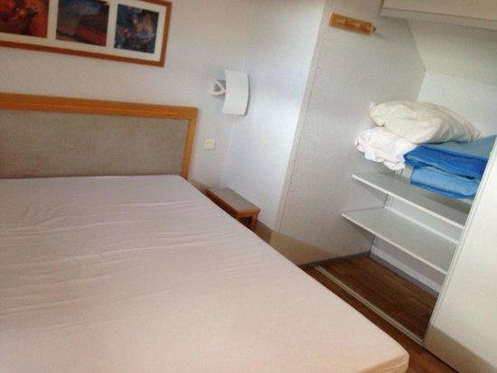 Apartamentos Pierre & Vacances La Corniche de la Plage: Duplex 4 personnes, chambre du haut