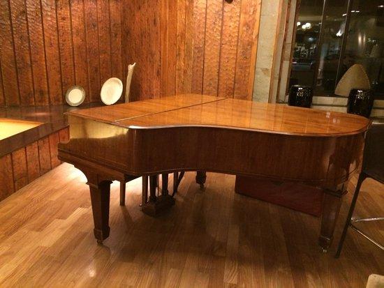 Gran Hotel Panamericano Bariloche: Piano do Lobby