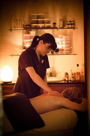 Delphi Resort: Spa Massage Treatments