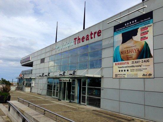 Pavilion Theatre - Main Entrance