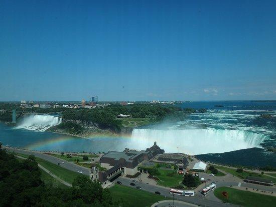 "Niagara Falls: "" I can see a rainbow...see a rainbow....♥"""