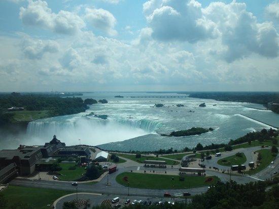Niagara Falls: Never ending flow