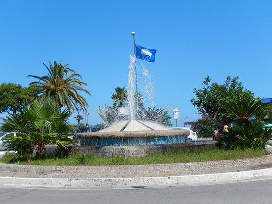 tortoreto lido - bandiera blu d'europa 1