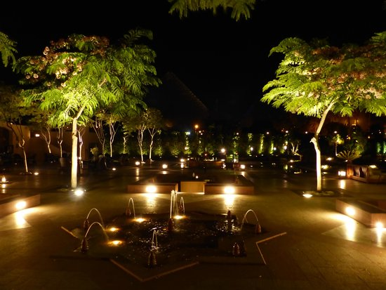 Mena House Hotel: Outdoor bar