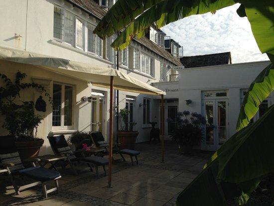 Hotel Tresanton: Tresanton - perfect.