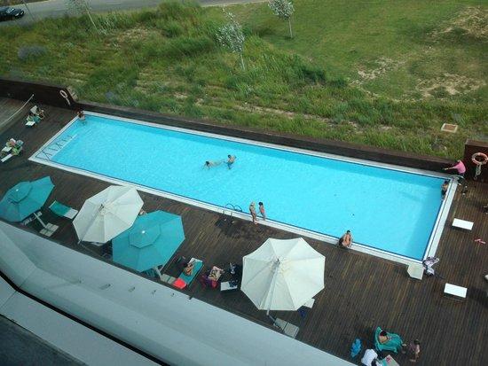 Hotel Hiberus: piscina