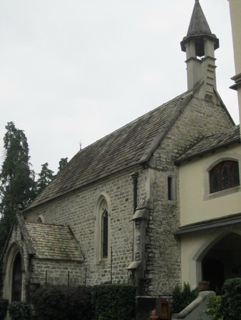 Castello Dal Pozzo : chiesetta