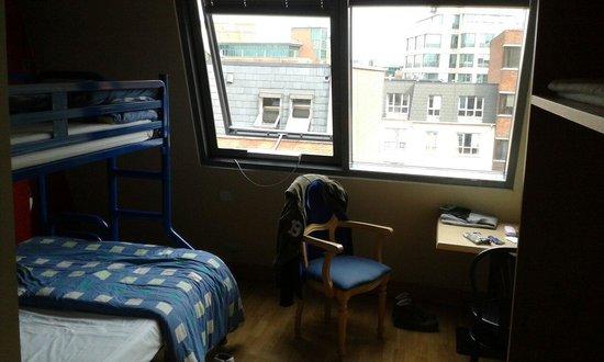 Jacobs Inn Hostel: Habitacion para dos personas estupenda