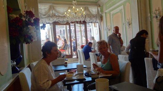 San Cassiano Residenza d'Epoca Ca' Favretto: Breakfast