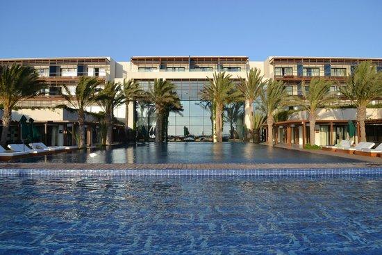 Sofitel Essaouira Mogador Golf & Spa : Piscina
