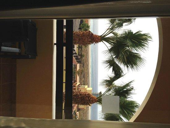 Occidental Jandia Playa: balcon