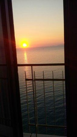 Hotel Sporting: Sunset