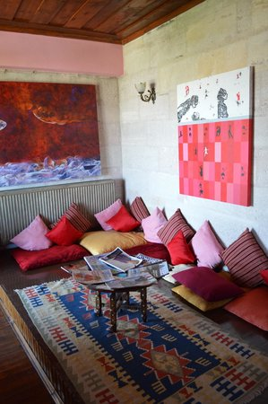 Karlik Evi Boutique Hotel : Our room
