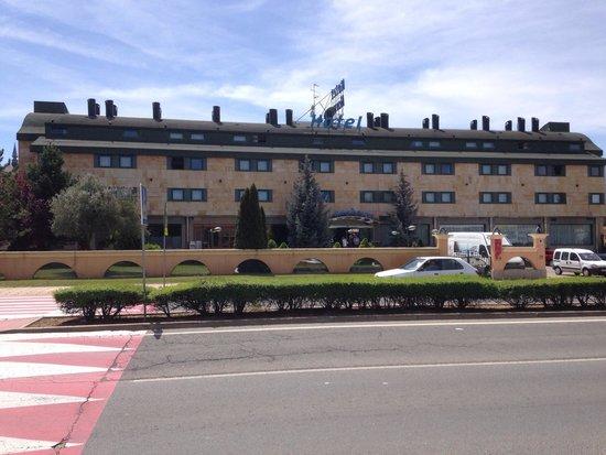 Hotel Horus Salamanca: Exterior del hotel